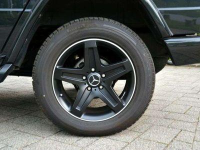 gebraucht Mercedes G500 G-Klasse4MATIC SUV / Geländewagen