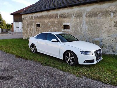 gebraucht Audi A4 B8 2.0 tsfi quattro Limousine