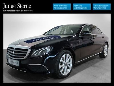 used Mercedes E350 4MATIC Exclusive Aut.
