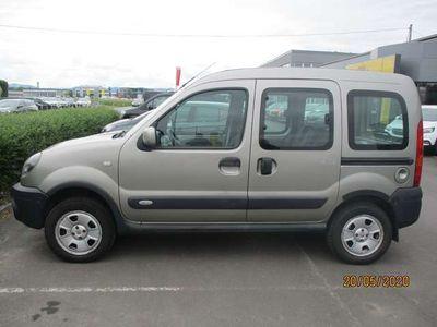 gebraucht Renault Kangoo Privilège 1,6 16V