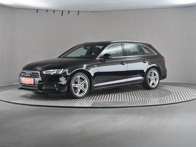gebraucht Audi A4 Avant 2.0 TDI S-tronic quattro Sport (884367)