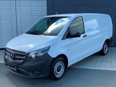 gebraucht Mercedes Vito 111 BlueTEC Kasten Lang netto VK 14.700,00
