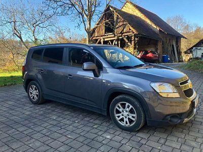 gebraucht Chevrolet Orlando 2,0 LT DPF van Kombi / Family Van