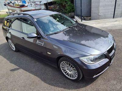 gebraucht BMW 335 335 3er-Reihe Kombi Diesel (E91) Touring Aut. XD