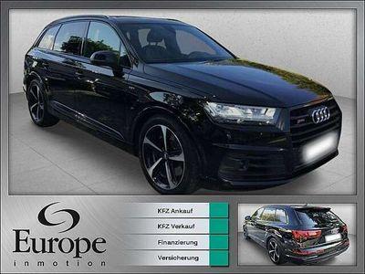 gebraucht Audi SQ7 4.0 TDI Pano Standhzg. Allradlenk.Virt.C.