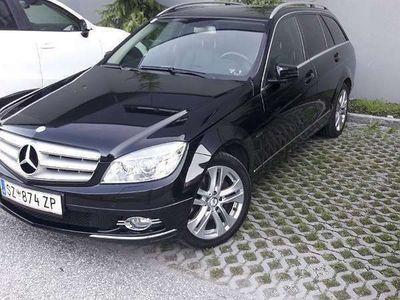 gebraucht Mercedes C320 T Avantgarde 4MATIC CDI Aut.