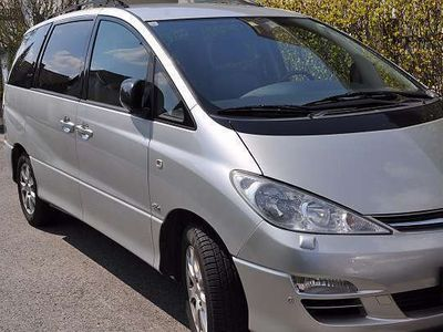 gebraucht Toyota Previa 2,0 D-4D Executive mit Navi.Extras €10 Kombi / Family Van