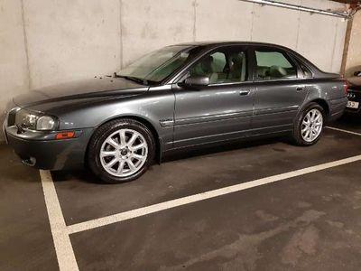 gebraucht Volvo S80 Premium D5 Aut.