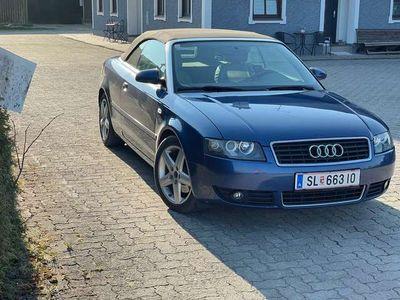 gebraucht Audi A4 Cabriolet 2,4