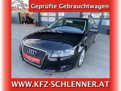 gebraucht Audi A3 Sportback Ambition 2,0 TDI CR /Facelift/Sportsitze