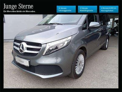 gebraucht Mercedes V220 V-Klassed 4MATIC Lang Kombi / Family Van