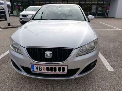 gebraucht Seat Exeo Reference 2,0 TDI CR