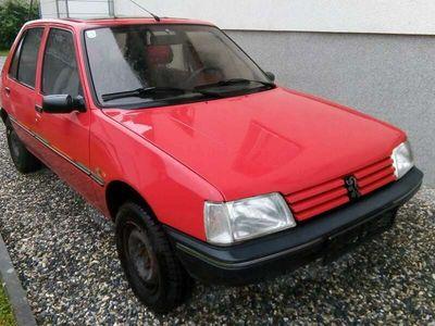 gebraucht Peugeot 205 Color Line Gewährleistung!!!