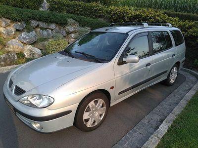 gebraucht Renault Mégane 1,9 CDI Klein-/ Kompaktwagen