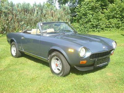 gebraucht Fiat 124 Spider Cabrio / Roadster,