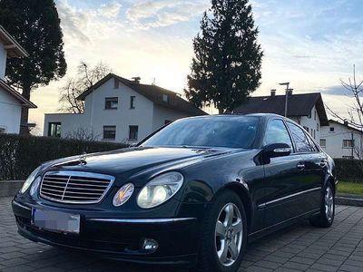 gebraucht Mercedes E320 TDI Limousine