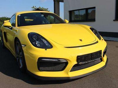 gebraucht Porsche Cayman GT4 3,8