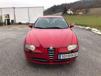 gebraucht Alfa Romeo 147 1,9JTD Klein-/ Kompaktwagen