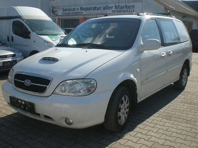 gebraucht Kia Carnival EX Business 2,9 CRDi Kombi / Family Van