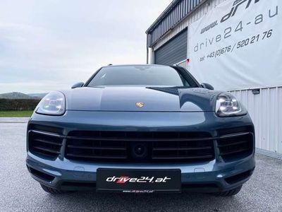 gebraucht Porsche Cayenne III PANORAMA LUFT AHK ACC LED NAVI SOUND CARPLAY