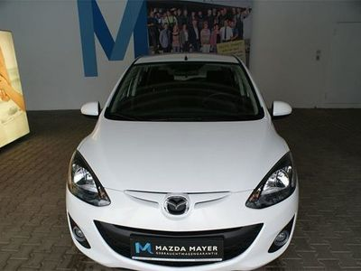 gebraucht Mazda 2 2CD95 TE Limousine,