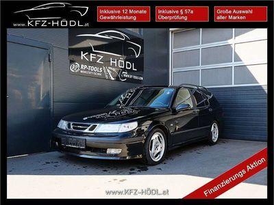 gebraucht Saab 9-5 Aero Estate 2,3 Turbo S Ecopower Kombi / Family Van