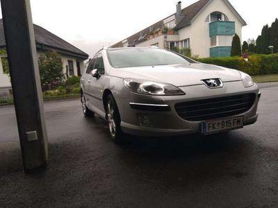 gebraucht Peugeot 407 SW HDi 135 Sport