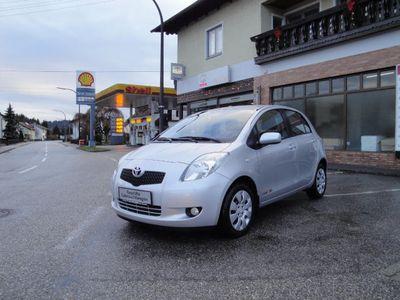 gebraucht Toyota Yaris 1,3 VVT-i Linea Sol