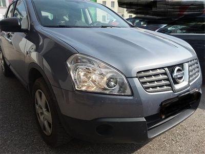gebraucht Nissan Qashqai 1,5 dCi Visia 2WD DPF