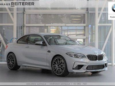 gebraucht BMW M2 2er-ReiheCompetition DKG Coupé Aut Sportwagen / Coupé,