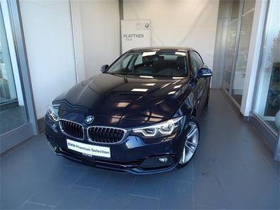 gebraucht BMW 430 Gran Coupé 4er-Reihe i xDrive Sport Line Aut. Sportwagen / Coupé