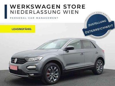 gebraucht VW T-Roc 2.0 TDI DSG 4Mo. Sport LEASING 299,- EUR Autom.