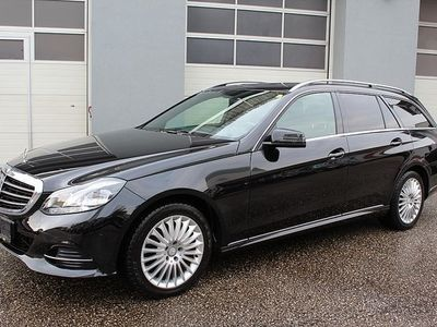 gebraucht Mercedes E300 BlueTEC Hybrid Avantgarde Aut. *VOLL*