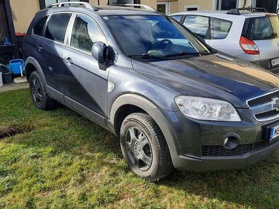 gebraucht Chevrolet Captiva 2,4 Mit neuen pikel SUV / Geländewagen