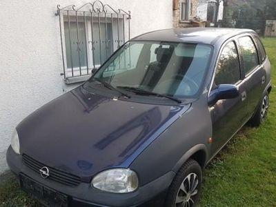 gebraucht Opel Corsa Twist 1,0 i 12V