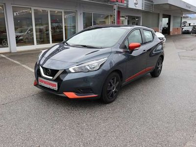 gebraucht Nissan Micra 0,9 IG-T Acenta