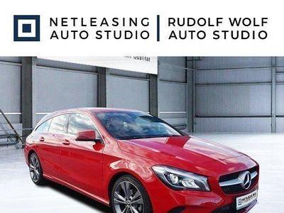 gebraucht Mercedes CLA180 Shooting Brake Urban+Navi+LEDHighpf+EasyPack+18''+PT