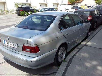gebraucht BMW 530 5er-Reihe d facelift Limousine