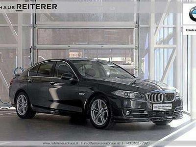 usata BMW 520 5er-Reihe d xDrive Österreich-Paket Aut. Limousine,