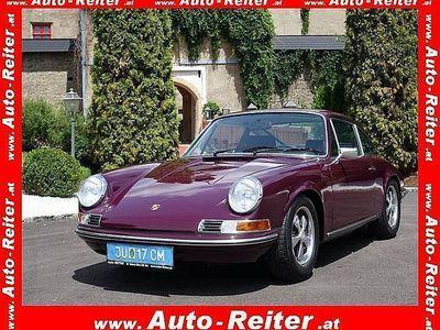 gebraucht Porsche 911 2.4 TE Coupe Ölklappe! Ältere sehr schöne komplette-Restauration!, 140 PS, 2 Türen, Schaltgetriebe