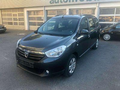 gebraucht Dacia Lodgy 1,2TCE Ambiance Navi Klima Tempomat Kombi / Family Van,