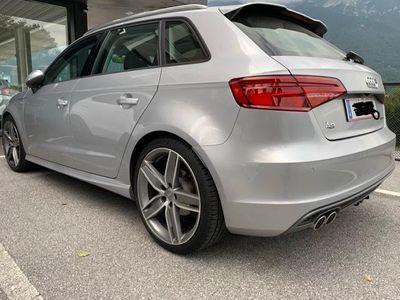 gebraucht Audi A3 Sportback Ambition S-Line QUATTRO / WERKSGARANTIE