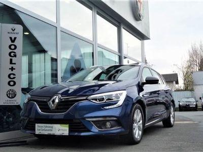 gebraucht Renault Mégane GrandTour Limited Blue dCi 115 Euro 6d-Temp