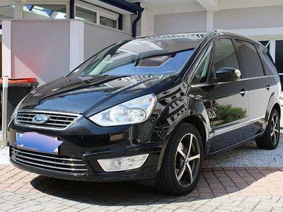 used Ford Galaxy Titanium 2.2D Kombi / Family Van,