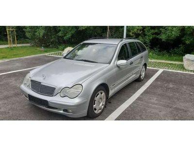 gebraucht Mercedes C220
