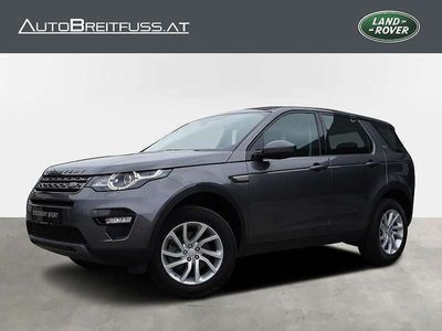 gebraucht Land Rover Discovery Sport 2,0 TD4 150 4WD SE Allrad, Automatik
