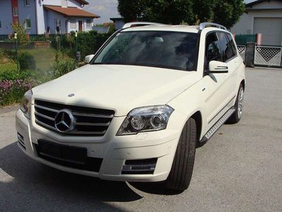 gebraucht Mercedes GLK220 GLK-KlasseCDI 4Matic BlueEffici SUV / Geländewagen