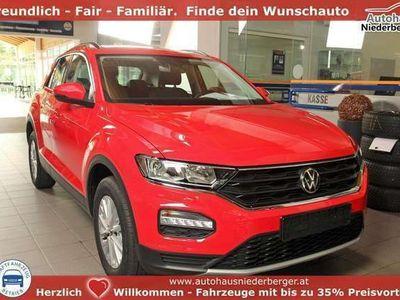 gebraucht VW T-Roc 1.0 TSI Style, ACC, Winterpaket, MirrorLink 81 ...