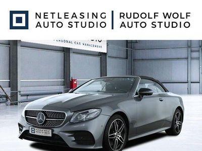 gebraucht Mercedes 450 E4M Cabrio AMG+Night+Memory+Widescr.+Multib