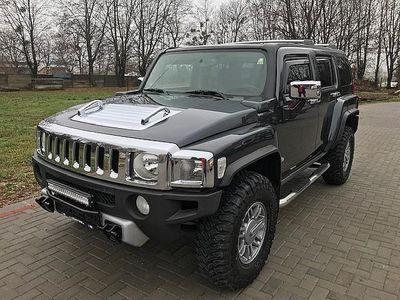 gebraucht Hummer H3 V8 5,3L ALPHA/ SAMMLER-STÜCK/ EU-MODELL